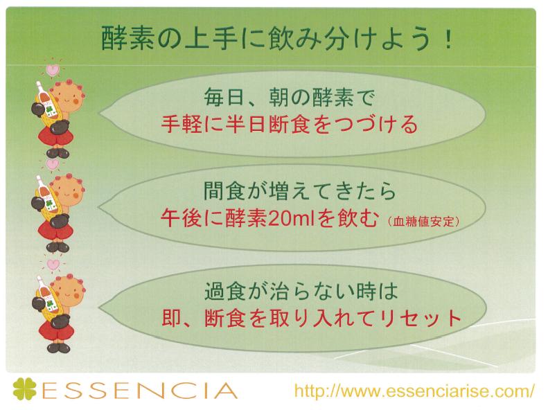 エッセンシア酵素 3月の交流会 ~6~