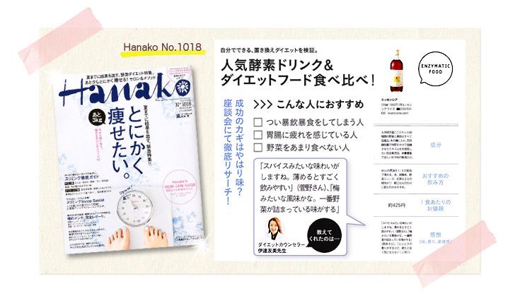 hanako 2012年5月号