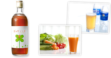 酵素の飲み方イメージ