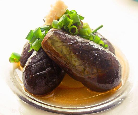 エッセンシア酵素ドリンクレシピ-茄子の焼きびたし