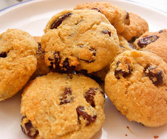 エッセンシア酵素ドリンクレシピ-おからレーズンクッキー